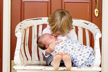 Los niños nacidos con inseminación artificial son como los concebidos de forma natural