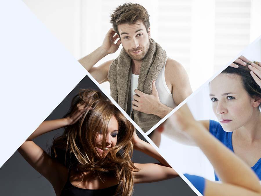 El cabello injertado necesita recibir cuidados específicos.