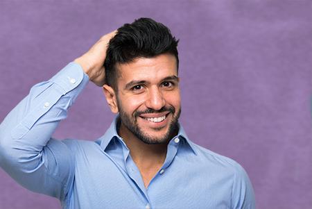 El cabello puede sufrir daños a lo largo de la vida.