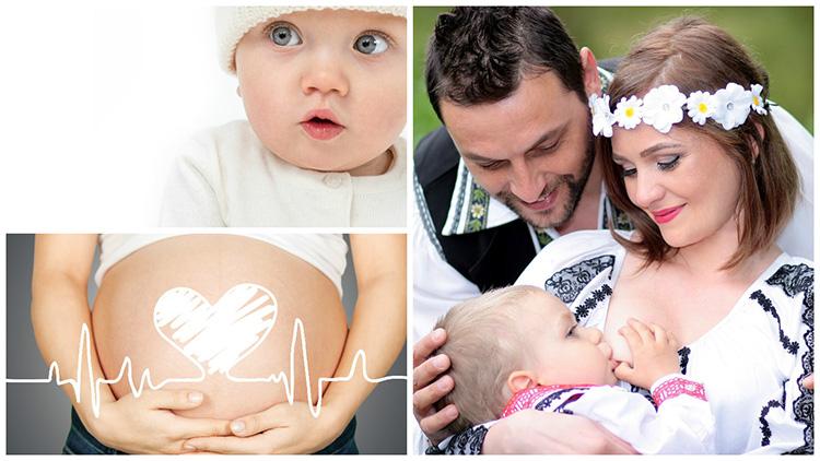 Una mujer con un aumento de pecho en Valencia no tiene ningún problema a la hora de amamantar a su bebé