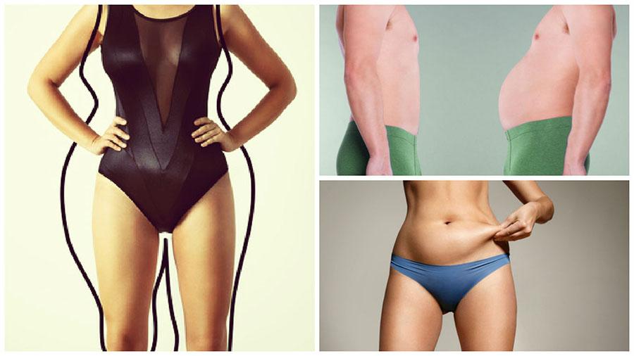Existen muchos tipos de liposucción, en función de la parte del cuerpo de la que se desee eliminar el exceso de grasa.