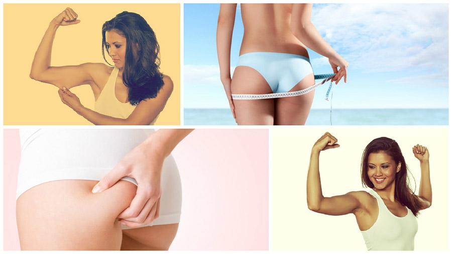 Se puede realizar una liposucción en brazos, piernas, papada, abdomen o glúteos, entre otras zonas.