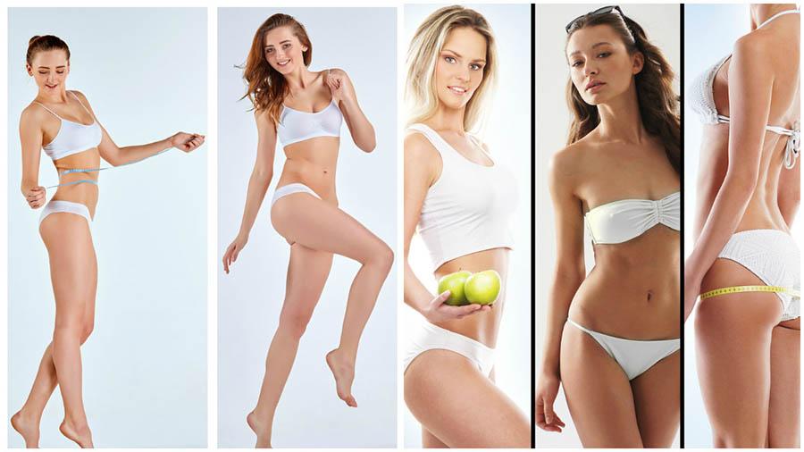 Algunas de las zonas a tratar con la liposucción o lipoescultura en Granada son abdomen, caderas, muslos o brazos.
