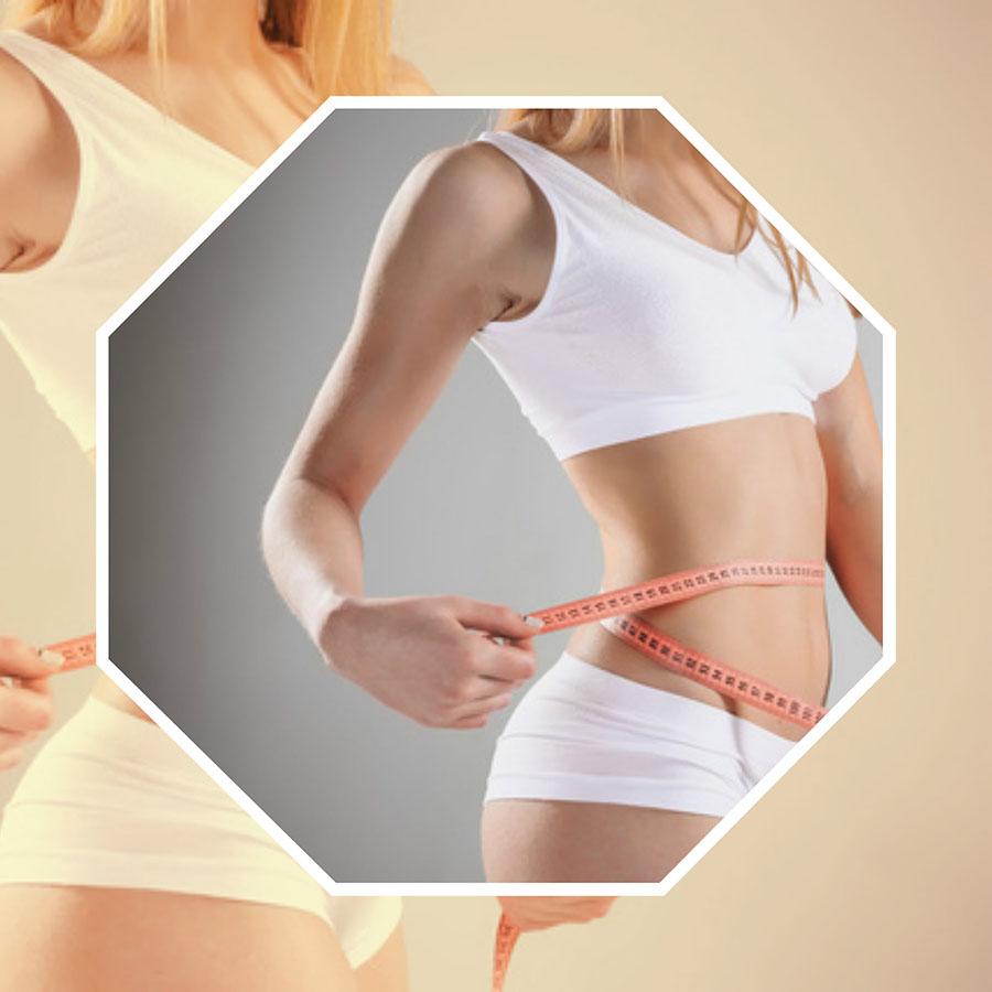 Después de la liposucción, habrá que llevar durante un tiempo una faja o vendaje de compresión.