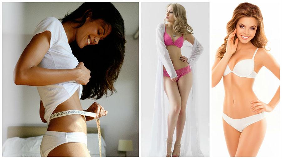 Los candidatos a la liposucción o lipoescultura en Albacete son personas que están en su peso normal.