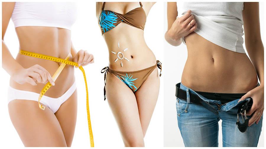La cantidad de tejido graso que se acumula en determinadas partes del cuerpo varía con el paso de los años.