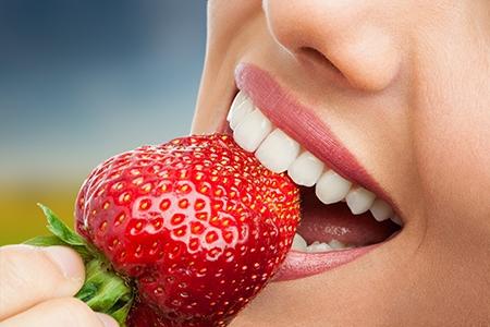 Es importante evitar algunos alimentos que pueden dañar los brackets.