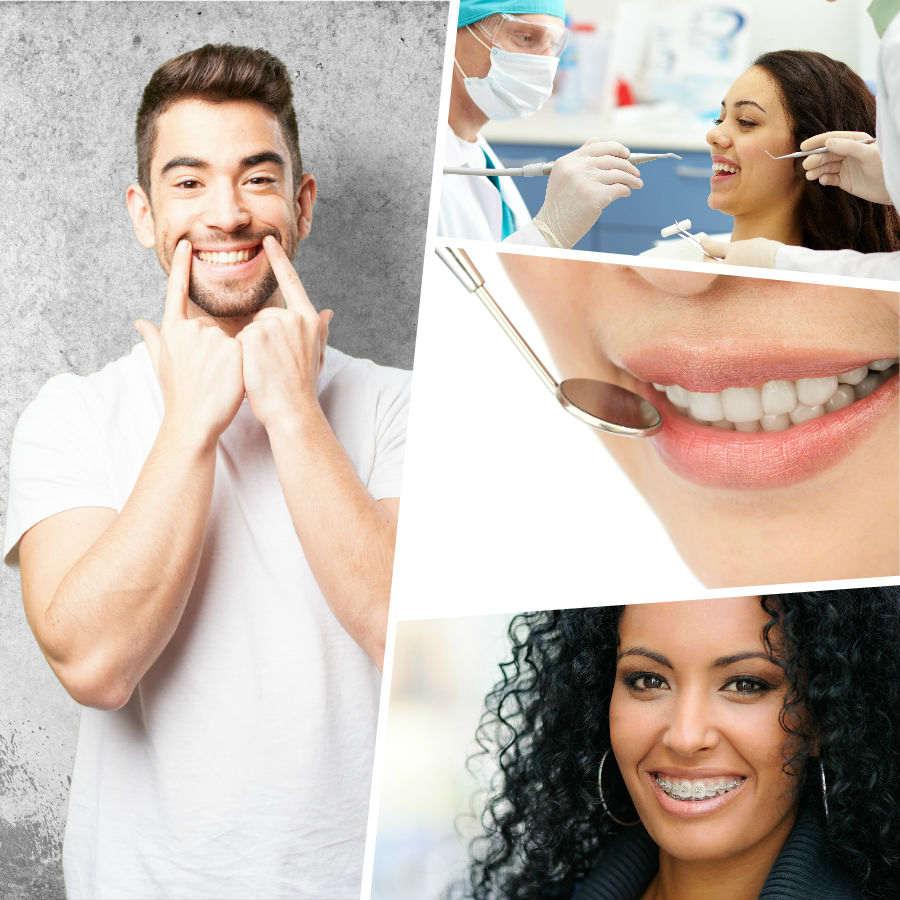 Preventivos, interceptivos y correctivos son los principales tipos de tratamientos dentales a los que una persona se puede someter.
