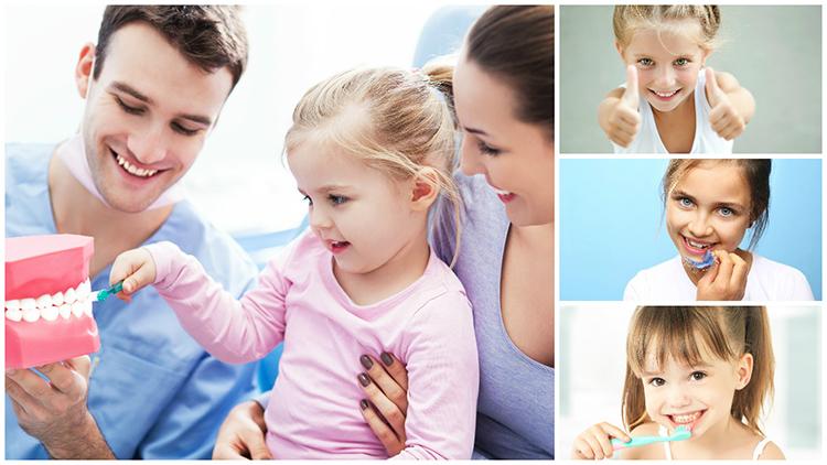 Se recomienda llevar a los niños al dentista a partir de los 7 años, aproximadamente.