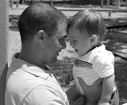 El apoyo de la pareja y de la familia es de gran ayuda para que el tratamiento de fecundación resulte bien