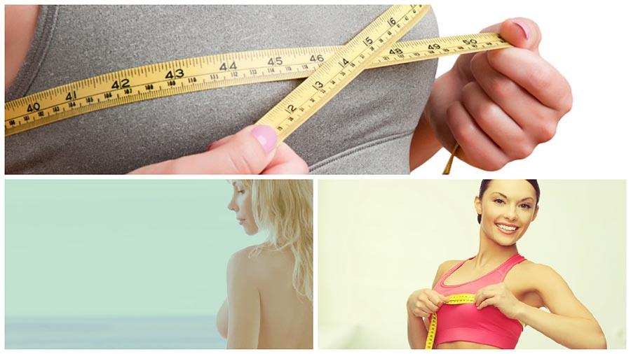 Es frecuente la inflamación en las mamas tras la cirugía y una reducción de la sensibilidad.
