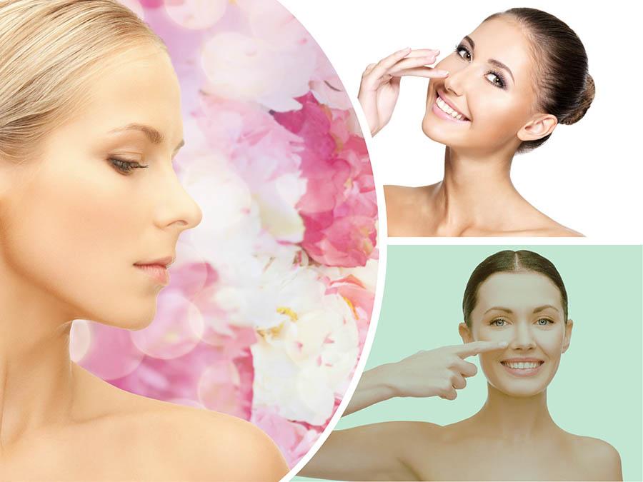 Antes y después de la cirugía de nariz hay que seguir las indicaciones del cirujano.