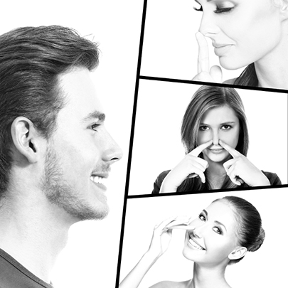 Existen dos clases de cirugía de nariz: la cirugía abierta y la cirugía cerrada.