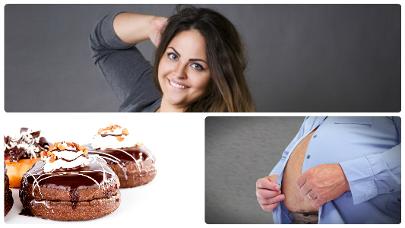 Además de comer demasiado, el factor genético también puede ser el principal motivo de esta enfermedad.