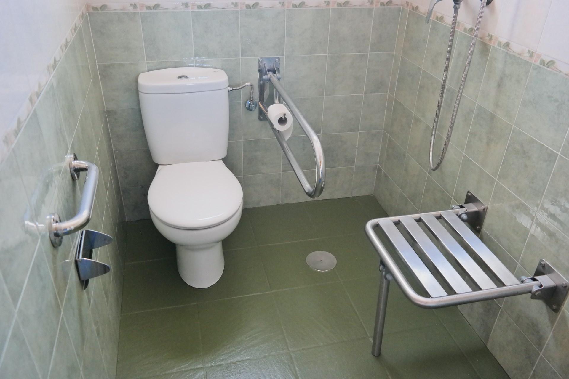 Ba os adaptados para ancianos for Banos para discapacitados