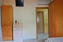Dormitorio en una residencia de ancianos en Badajoz