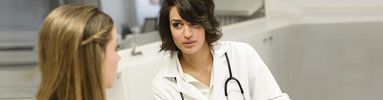 Consulta con el ginecólogo en Servicio Médico San Pedro por 39 €