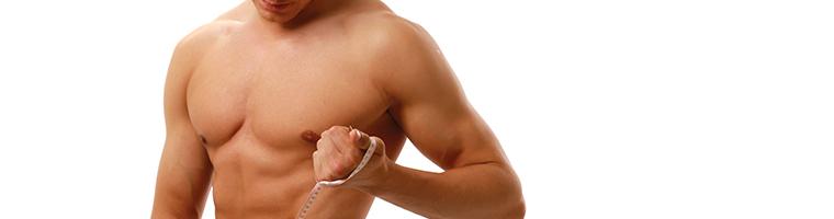 Reducción de pecho masculino (ginecomastia) en Tarragona por 3.790 €