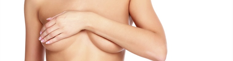 Mamoplastia para cambio de prótesis mamarias en A Coruña por 4.150 €