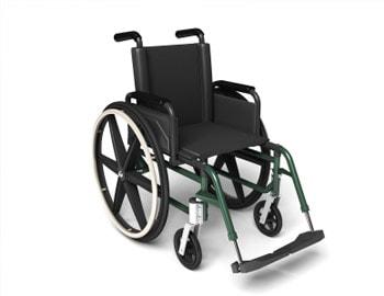 Imagen de una silla de ruedas