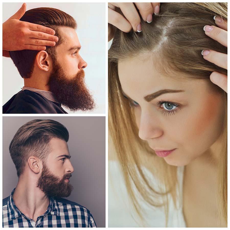 Des de la genètica, l'estrès o la mala alimentació, les causes de la caiguda del cabell són moltes i molt variades.