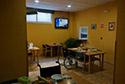 Salón-Comedor en una residencia de ancianos en A Coruña