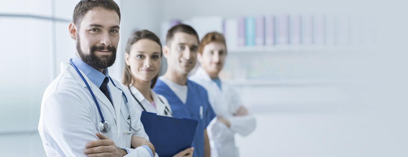 Los mejores profesionales médicos